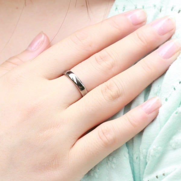 2016 New Arrival Fashion Romantic Couple Ring Pure