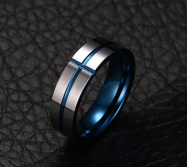 top quality wedding rings for men tungsten carbide